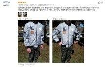 Men's Stylish Bomber Jacket