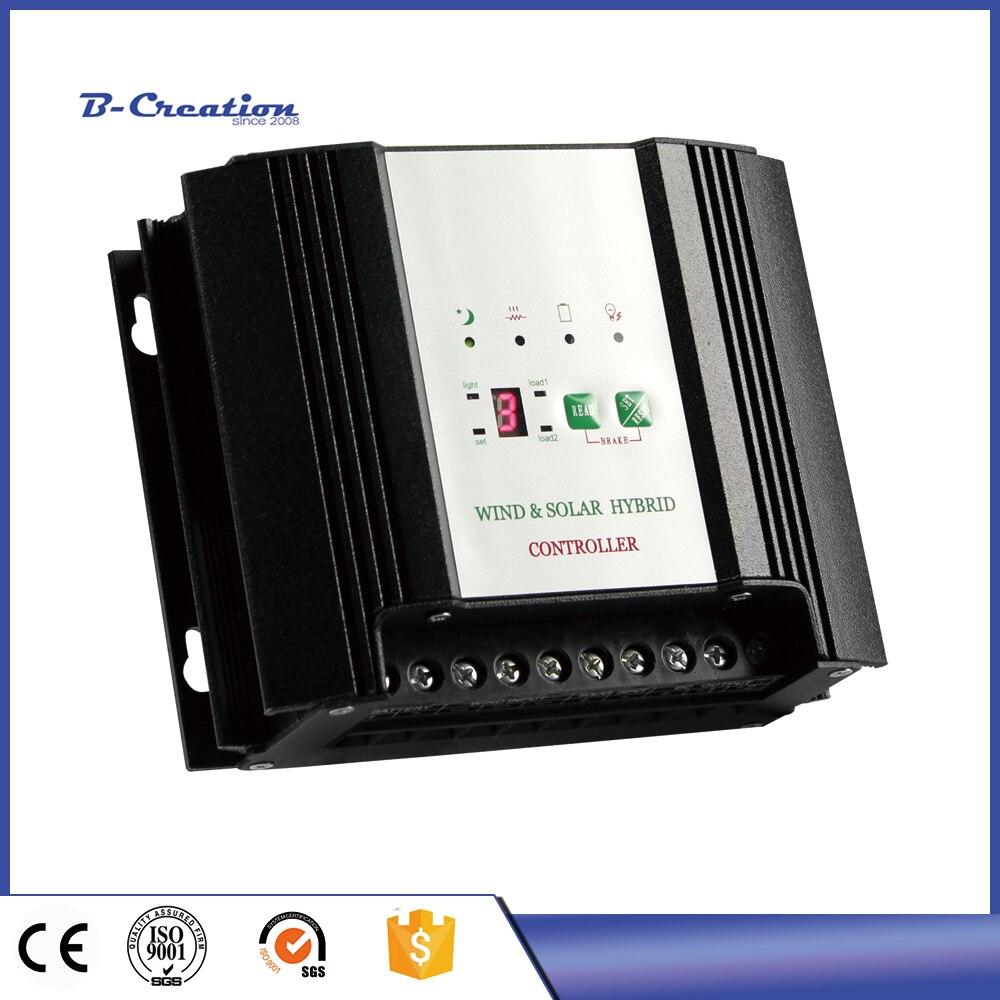 controlador de carga com display LCD. Usado