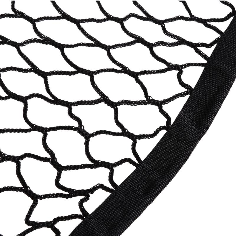 Image 5 - 120x60cm Car Styling Boot String Mesh Bag Elastic Nylon Car Rear Cargo Trunk Storage Organizer Luggage Net Holder Auto Accessory-in Nets from Automobiles & Motorcycles
