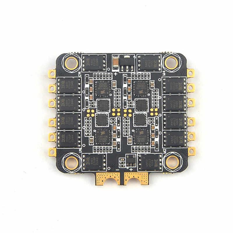 Специальное издание Racerstar REV35 35A BLheli_S 3-6 S 4 в 1 ESC встроенный датчик тока для Радиоуправляемый гонщик гоночного FPV дрона запчасти