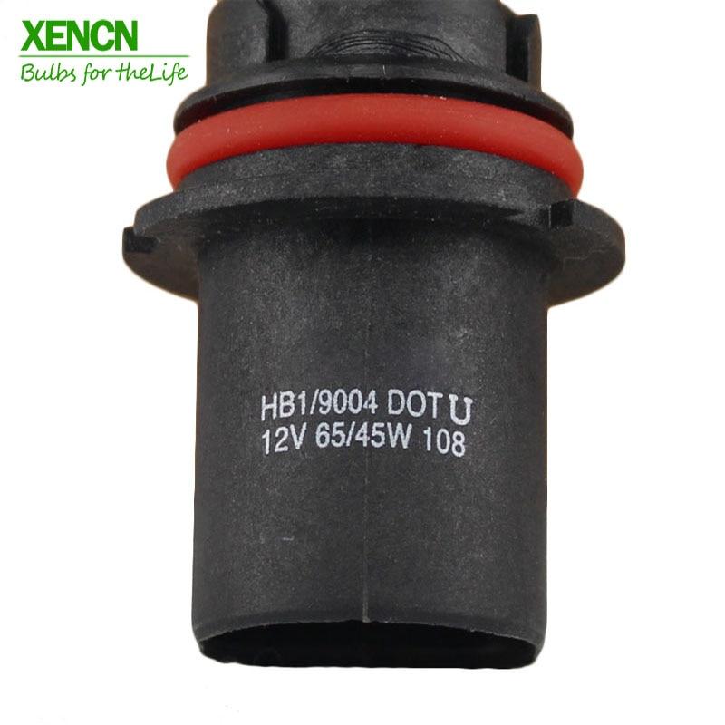 XENCN HB1 9004 12В 65/45 Вт 2300K Золотой глаз Супер Желтый автомобильные головы светильник 30% более светильник 75 м луч лазера 2X