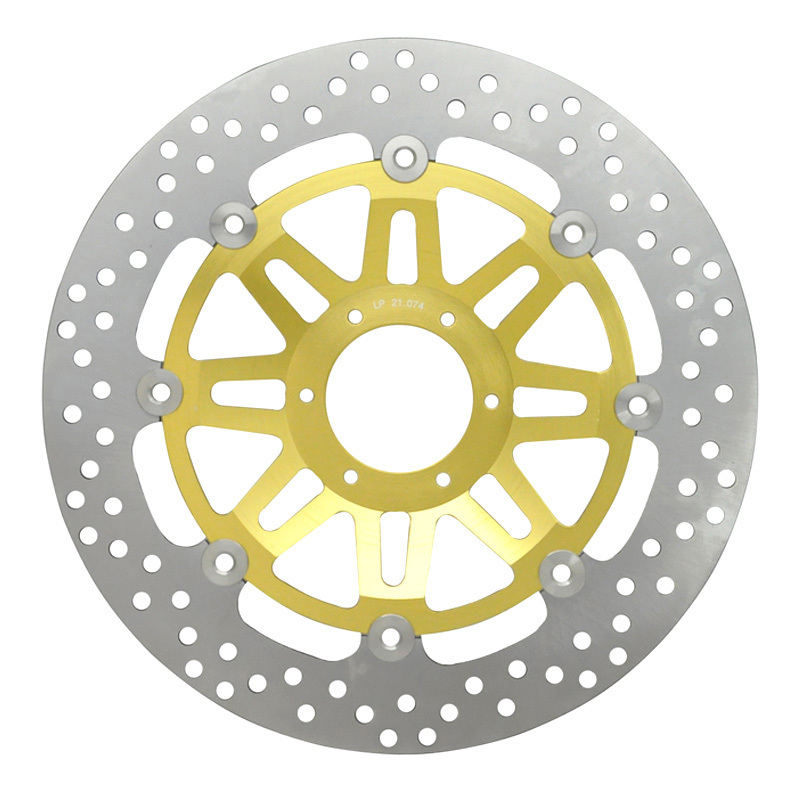 CB400 1992 1993 1994 1995 1996 1997 NC36 1997-1998 CB600 Hornet 1998-1999 CBR750 RC27 1988 Motorcycle Front Brake Disc Rotor NEW