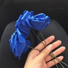 11 Colors 10 Heads 8CM Artificial Rose Flowers