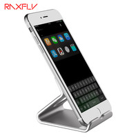 RAXFLY Phone Stand Holder For IPhone 6 6S 8 7 Plus Samsung S8 S7 S6 Aluminum