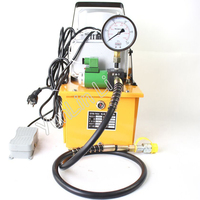 Hydraulic Plierss CYO 400B+CP 700 2A Electric Pump Split Type Electrically Pump & Solenoid Valve Quickly Electric Hydraulic Tool