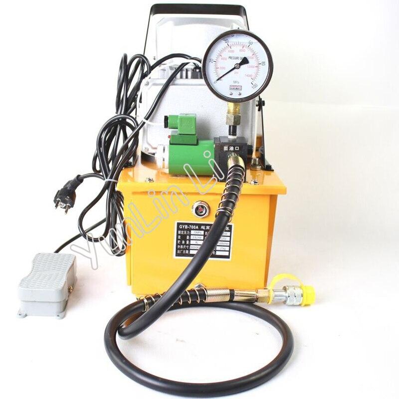 Plierss hydraulique CYO-400B + CP-700-2A pompe électrique Split Type pompe électrique et électrovanne rapidement outil hydraulique électrique