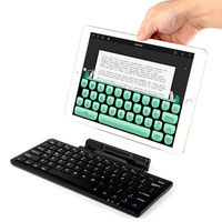 Bluetooth Keyboard For Apple IPad Mini2 Mini3 Mini4 Tablet PC Wireless Bluetooth Keyboard For IPad Mini