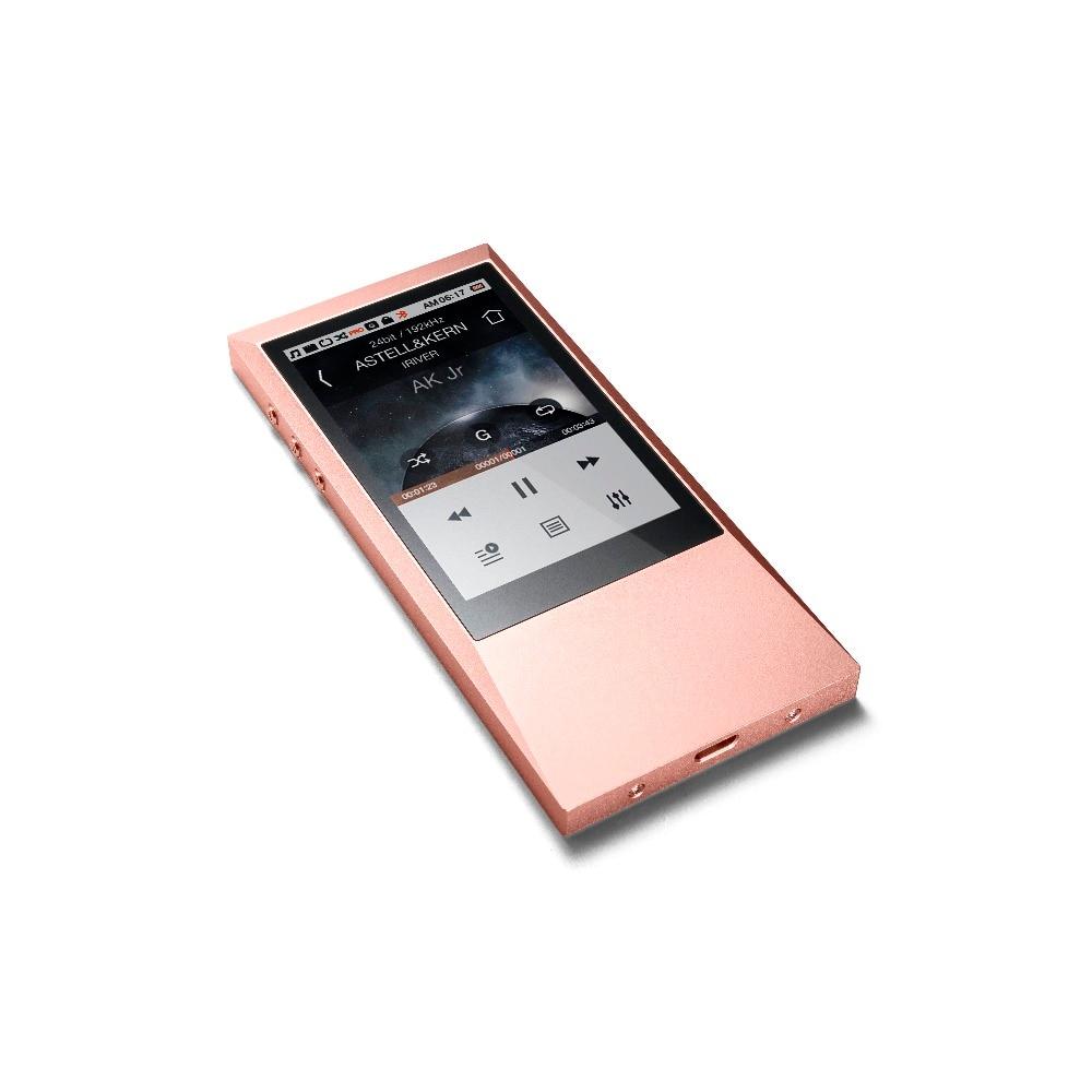 Originale IRIVER Astell & Kern AK Jr 64 gb HIFI LETTORE Portatile DSD MUSICA MP3 Audio Giocatore di musica Lossless MP3 regalo La custodia In Pelle