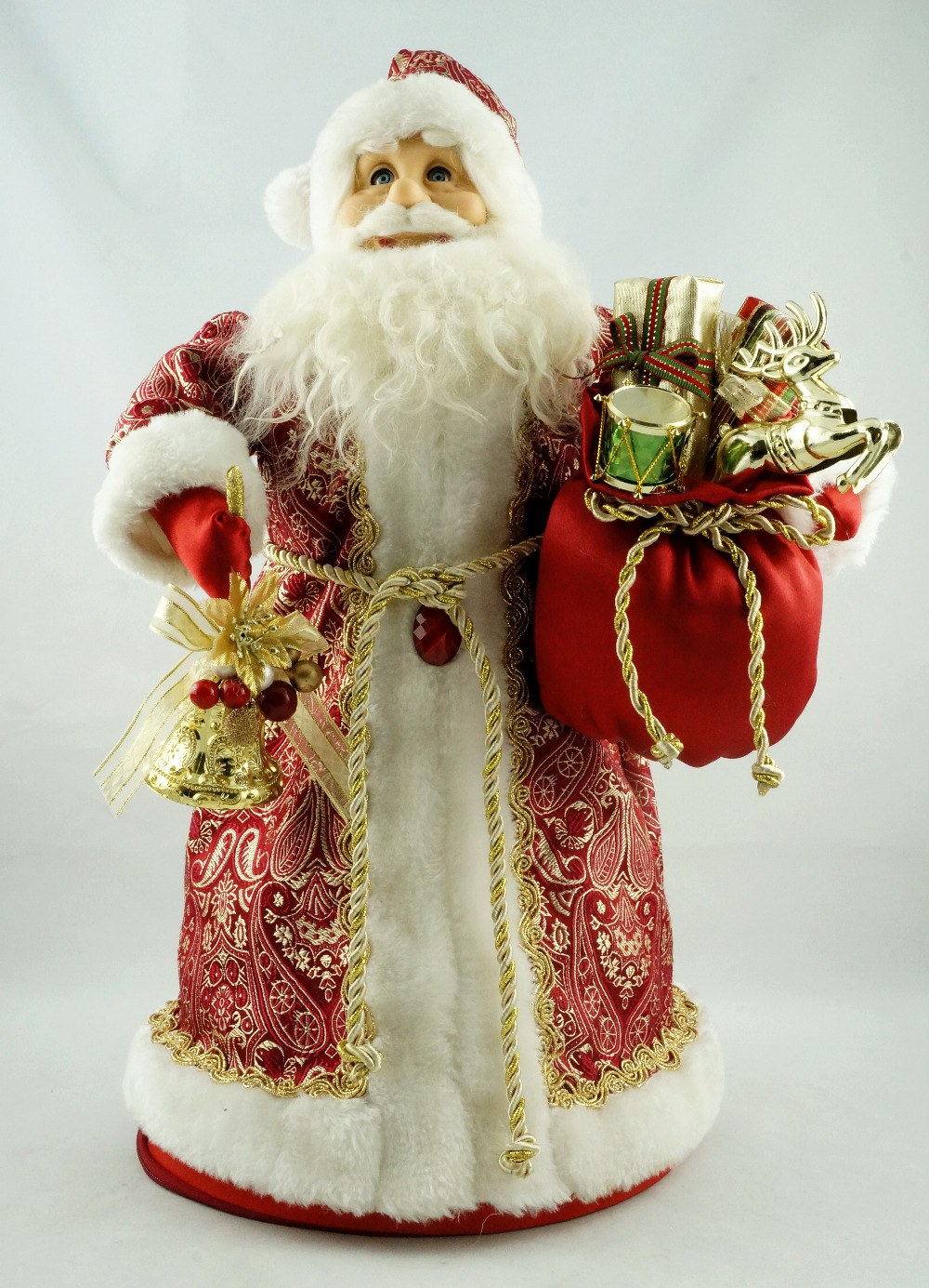 Cosette christmas collection santa claus doll candy