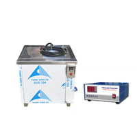 industrial heated ultrasonic cleaner Time and power adjust for Cleaning of Automobile Parts 1000W