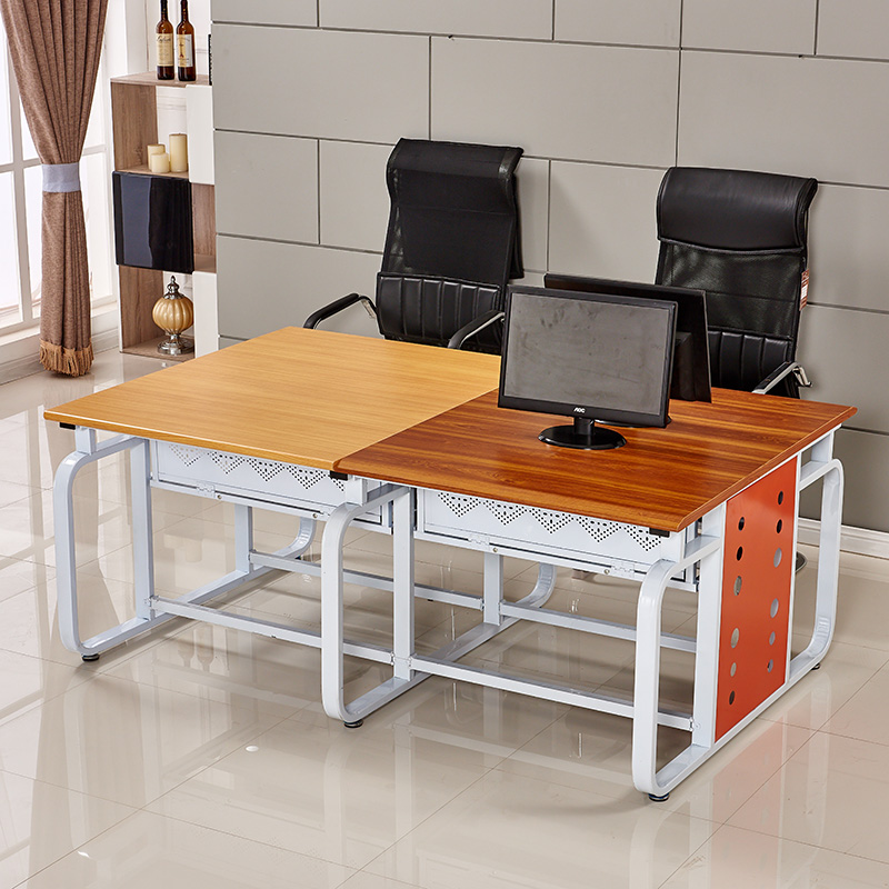 Package Design Customized Internet Cafe Tables Shaped Computer Desk Simple  Installation Table In Computer Desks From Furniture On Aliexpress.com    Alibaba ...