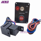 K8-3022 Car Electronics Racing Switch Kit /Switch Panels-Flip-up Start/Ignition/Accessory For BMW E30 M20 325 325i