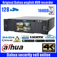 New Original English firmware Dahua NVR616-128-4K 128 Channel Super 4K Network Video Recorder with Ultra Display Performance