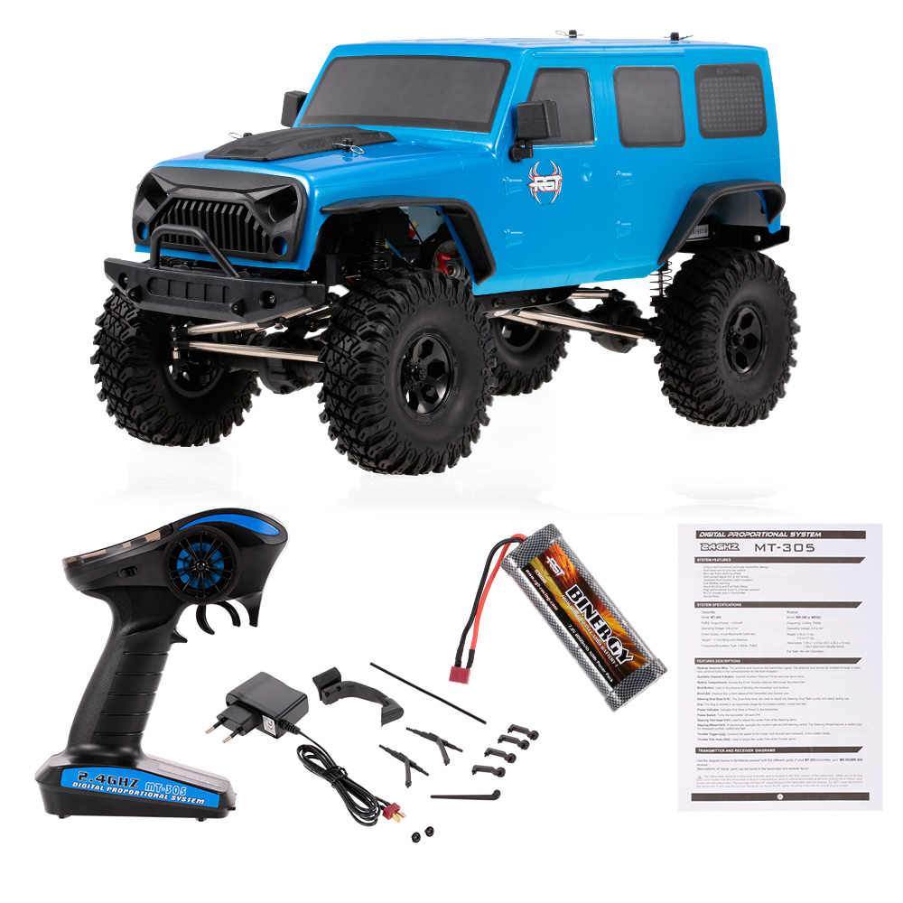 a7c5dc2a353fe2 Detail Feedback Questions about RGT 86100 1 10 RC Car 15Km h 2.4G ...