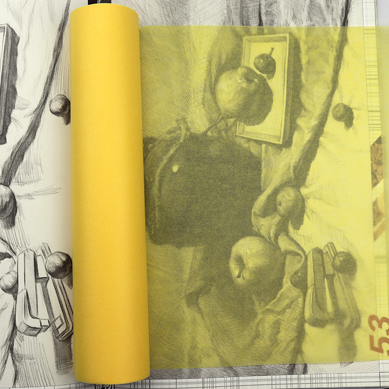 Rotring Drawing Paper Sketch Tracing Paper Tracing Paper Roll 12