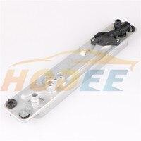 Hodee масляный радиатор с термостат для BMW E70 X5 E71 X6 07 12 oe: 17217553389