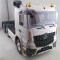 [HERCULES HOBBY] TAMIYA 1 14 Scale Tractor Truck Actros 3551 6x4
