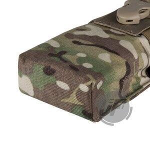Image 5 - Emerson Tactical MOLLE MBITR PRC148 152 Radio Pouch EmersonGear Walkie Talkie Pocket w/Release Gesp voor Bevestigen RRV Vest