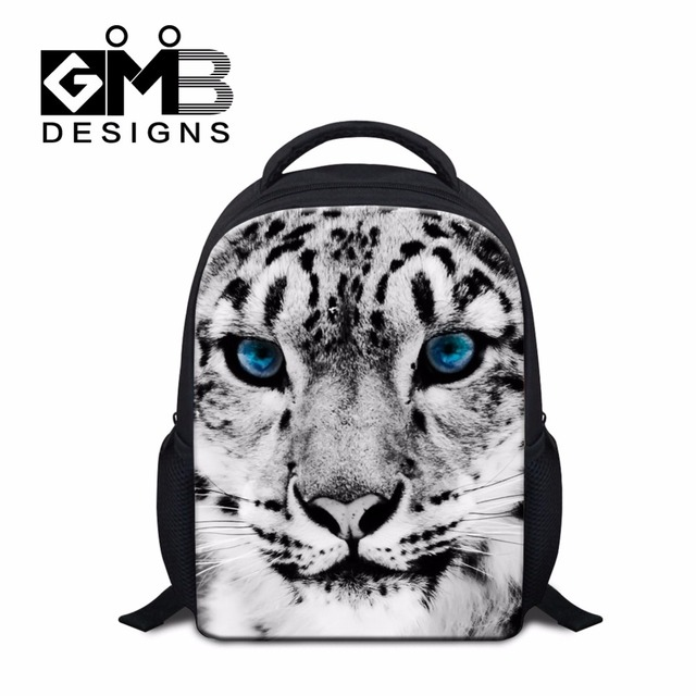 605beff15413 Tiger Backpacks for Little Kids Cool School Bookbags for Boys Preschool Bags  Cute Leopard Backpacking Bag