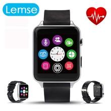 Smart watch gt88 teléfono bluetooth 4.0 pk dz09 reloj smartwatch para iphone android podómetro gimnasio rastreador gt08 gv18