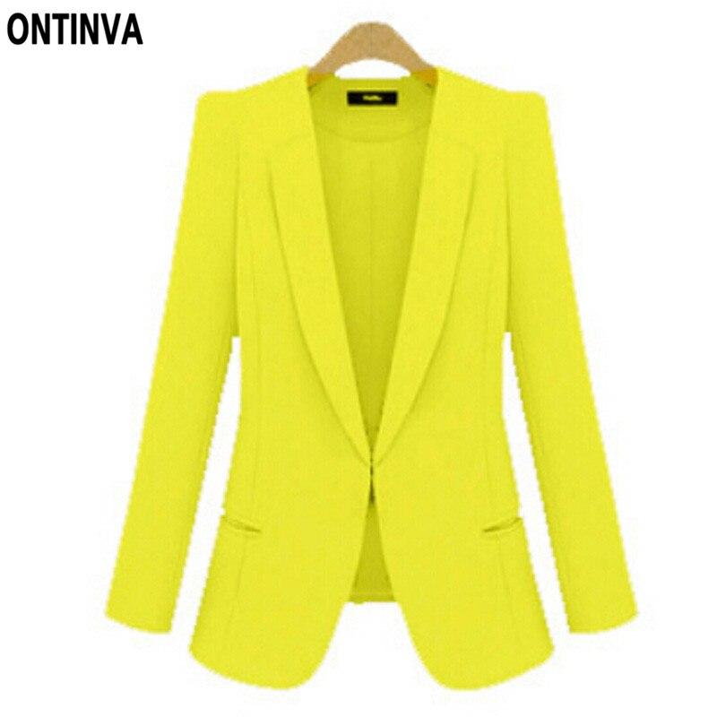 Compra para mujer chaquetas formales online al por mayor