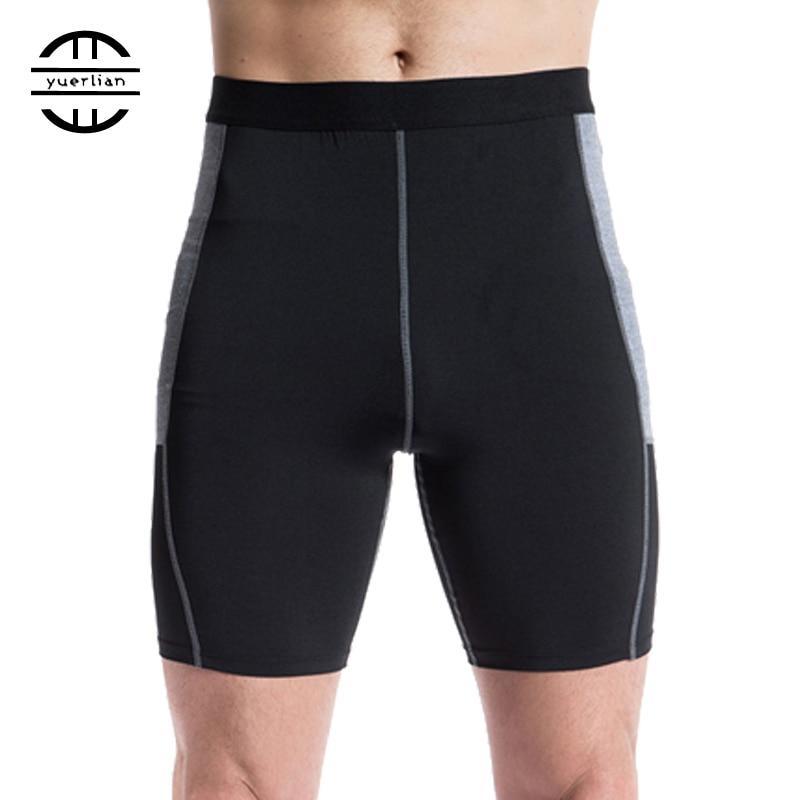 Yuerlian Gym Leggings Newest Athletic Shorts Maillot Football Men's Shorts Waist Clothing For Yoga Bicicleta Running Shorts