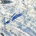 JOSBY1.7M 2,1 M Teleskop Angelrute Halter Tragbare Falten Mini Reise Farbe Edelstahl Angelrute Halterung Angeln Werkzeug