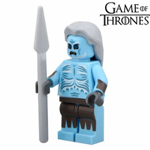Single Sale HBO TV Game of Thrones A Song of Ice and Fire White Walker Jaime Lannister minifig Building Blocks Kids Toys Gift