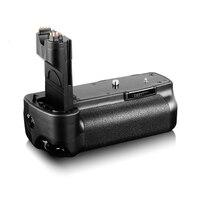 Sidande Battery Hand Grip Holder Hold Pack Vertical Shutter For Canon EOS 5D Mark II 2
