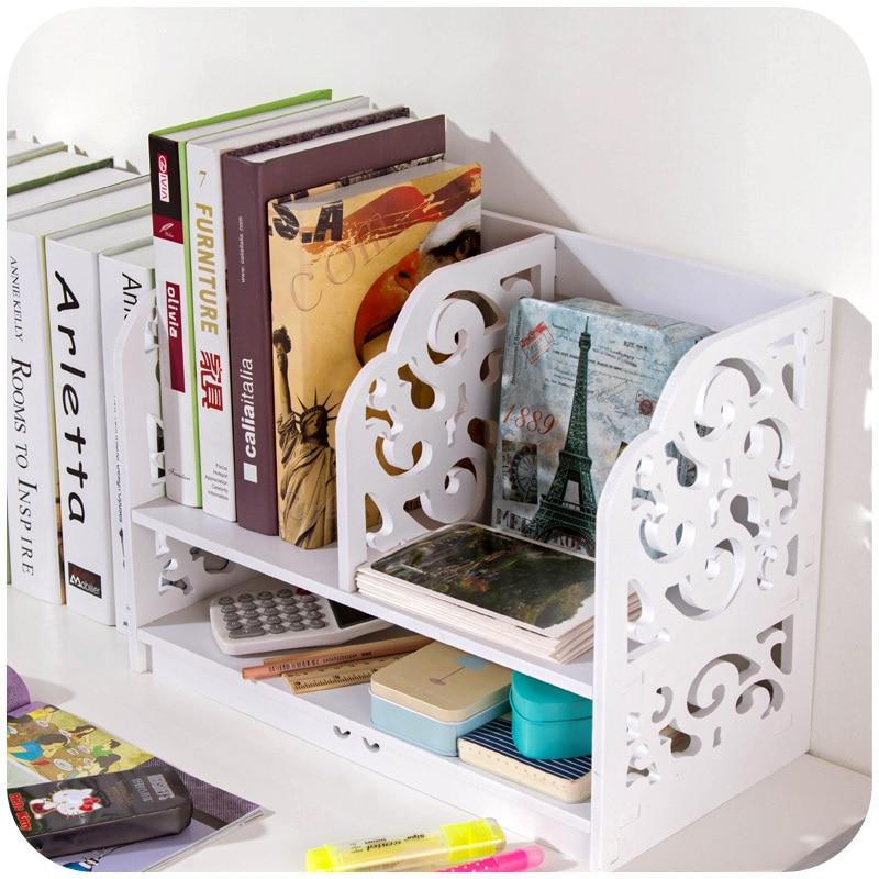 vanzlife garden dormitory desktop storage bookshelf artifact creative articles organising shelf multi layers small bookshelf