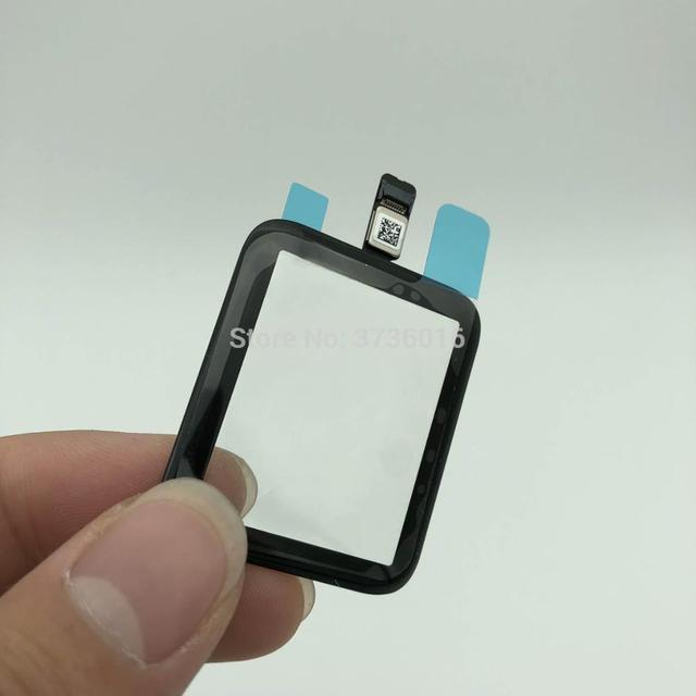 Digitizer מסך פנל עבור apple watch סדרת 2/3 38mm/42mm קדמי תצוגת זכוכית הלא נכון, פגום החלפת תיקון 100% חדש לגמרי