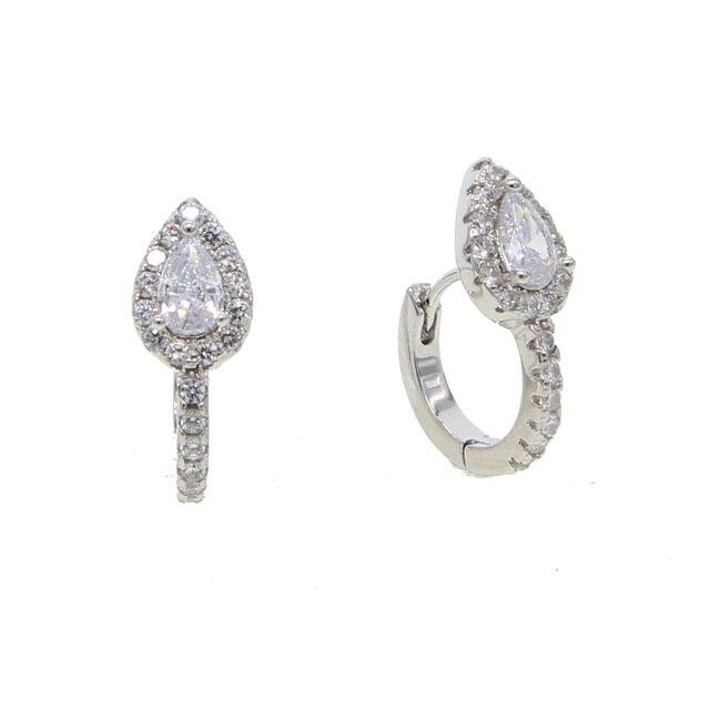 Свадебная помолвка cz искрящие ювелирные изделия маленькие кольца