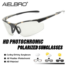 2019 Hot Sale Driving Polarized Photochromic Sunglasses Men Chameleon Glasses Women Drivers NEW Gafas de sol hombre