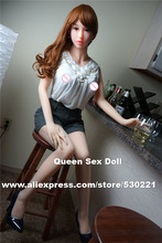 Top quality 163cm real silicone sex dolls with metal skeleton, realistic female sex doll, full body sex toys, oral sex love doll