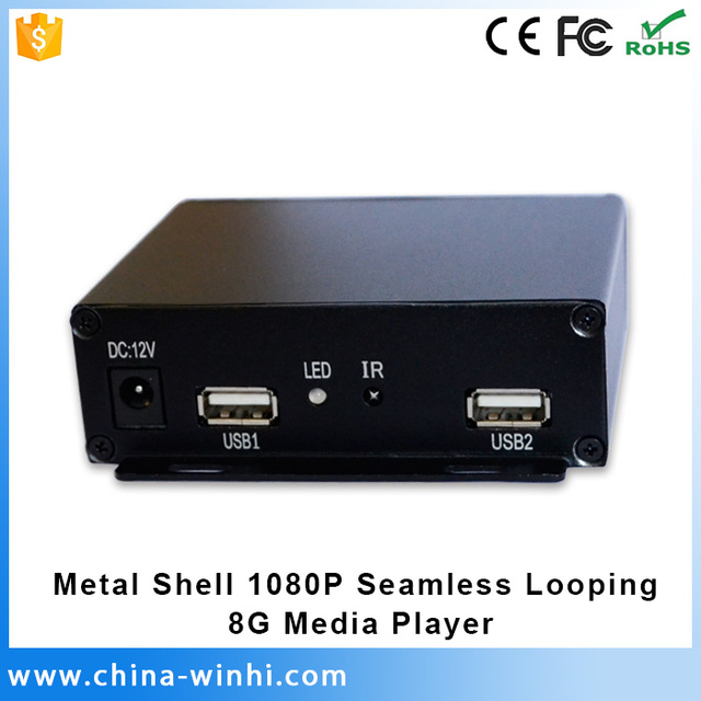 Nand flash 8g rolling caption digital signage box 12 volt media nand flash 8g rolling caption digital signage box 12 volt media player with hdmi usb publicscrutiny Gallery