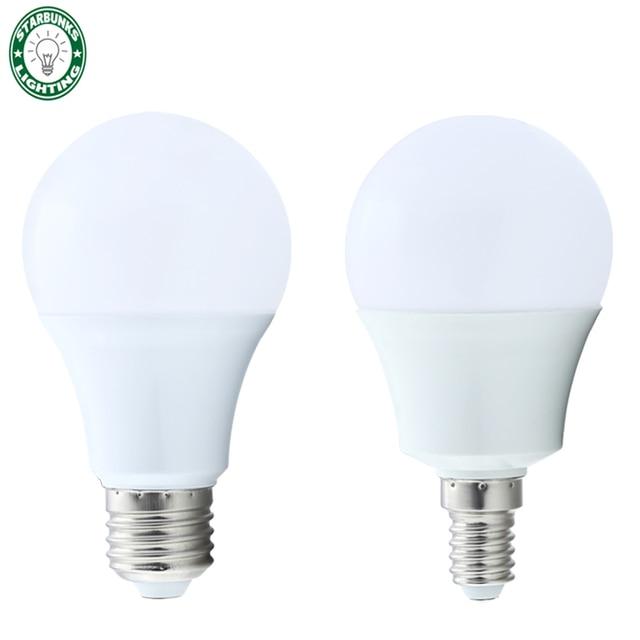 light floodlight luminaire e27 bulb lampen lamps leds 220V E14 led Bulbs Cold White WarmWhite 220V 240V 4 W 6 W 9 W 12 W