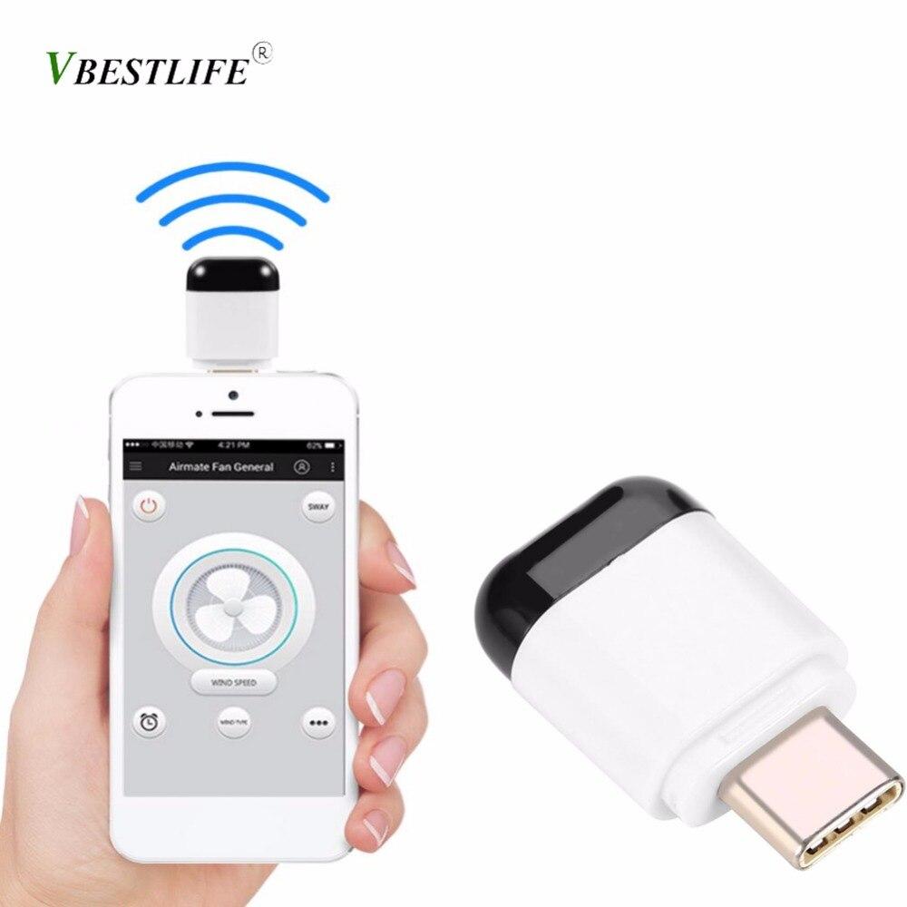 Smart App Control Mobile Phone Remote Control Micro USB