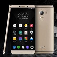 Дешевые LeEco Letv Le Max X900 6,33 «Octa Core 4 г LTE мобильный телефон 4 ГБ Оперативная память 128 гром Snapdragon 810 Android 5,0 отпечатков пальцев NFC