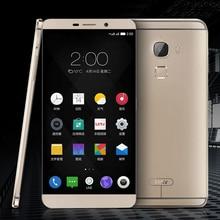Оригинальный LeEco LeTV Le Max X900 6,33 «Octa Core 4G LTE Мобильного Телефона 4G B Оперативная память 64G ROM Snapdragon 810 Android 5,0 сканер отпечатков пальцев NFC