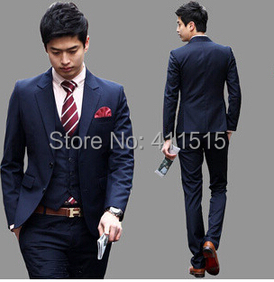 2015 New Coming Classical Simple Style Men Suits/men's wedding ...