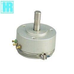 Potenciómetro de plástico conductor giratorio, 0,1% linearity, WDD35D4 6A