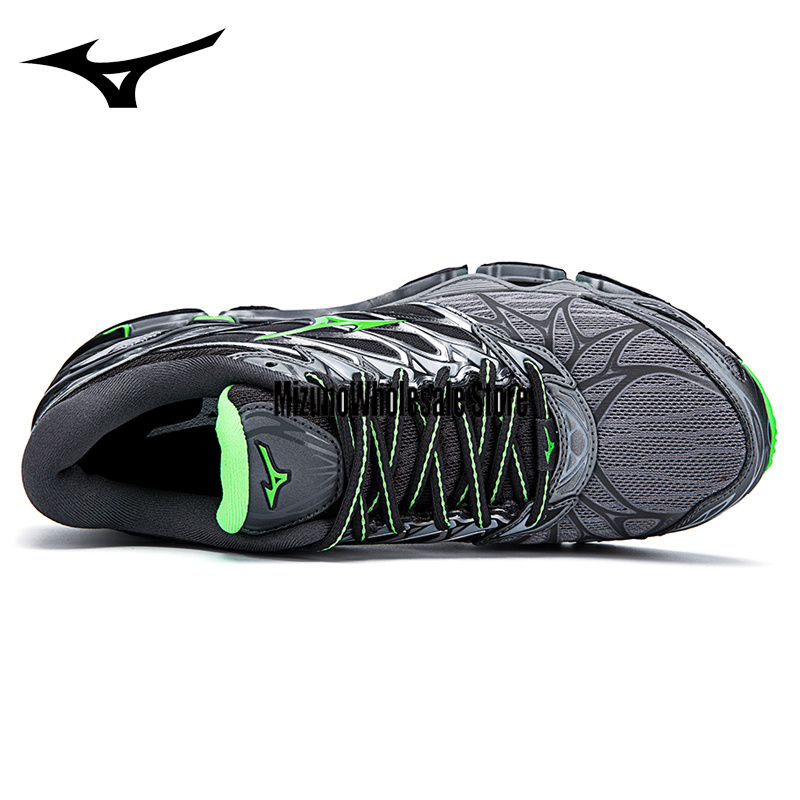 ALI shop ...  ... 32976799286 ... 3 ... Tenis Mizuno Wave Prophecy 7 Original Men Shoes Air Cushioning for Men Weight Lifting Shoes Sneakers Stable Sports High Quality ...