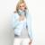 Moda cálida chaqueta corta mujeres Abajo y Parkas 2016 nuevo calidad superior de la nieve desgaste chaqueta de la capa suelta prendas de vestir exteriores del envío libre JX932