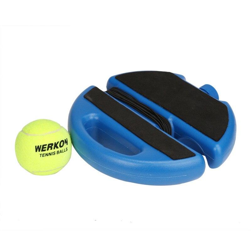 YLW snowshine3 סינגלים כדורי אימון אימון חזור בסיס כדור טניס מאמן כלים טניס משלוח חינם