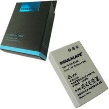 SOULMATE EN-EL22 EL22 lithium batteries pack ENEL22 Digital Camera Battery EN EL22 for Nikon 1 J4 1 S2 1J4 1S2