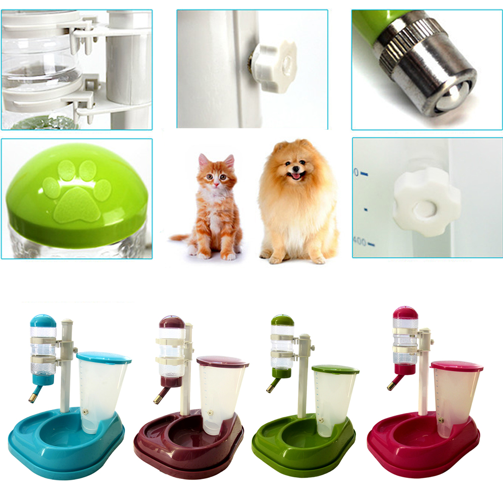 NEW 500ml Volume Automatic Pet s
