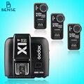 Godox XTR-16S Wireless 2.4G Power Control Flash Receivers + X1T-N Wireless Transmitter For Nikon V850 V860C V860N Flash