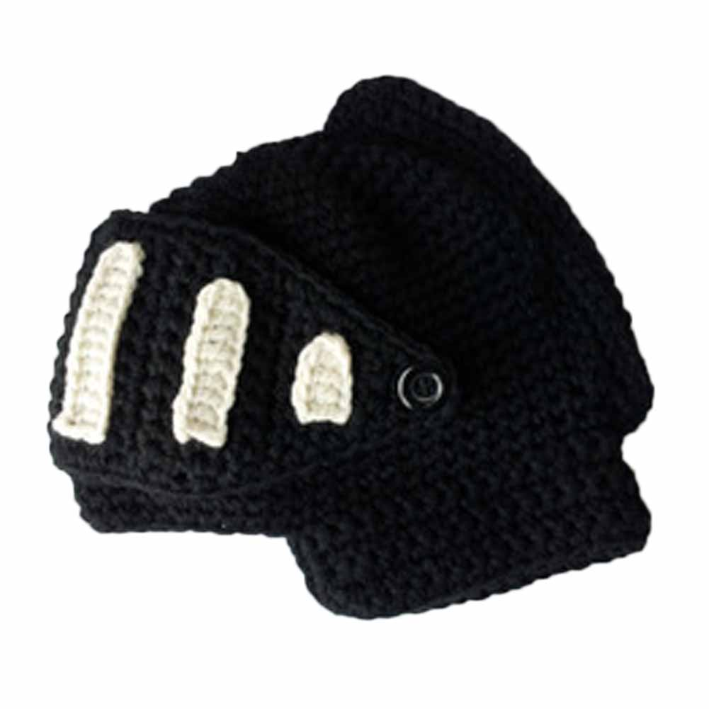 83a73822a6a 2019 Hot Sell Beard Woollen Hats Hand Knitted Masks Roman Cavalry Hats Funny-in  Skullies   Beanies from Apparel Accessories on Aliexpress.com