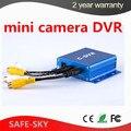 C-DVR adaptador de câmera de Vigilância CCTV DVR mini C-DVR apoio gravadores de cartões TF 32 GB de cartão SD