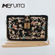 women lady suede velvet gold diamond relief Acrylic Ballot lock luxury handbag evening bag clutch for party purse